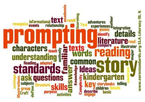 kindergarden literature skill standards