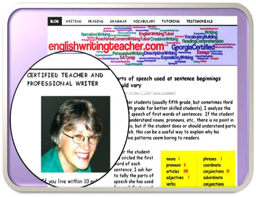 englishwritingteacher.com