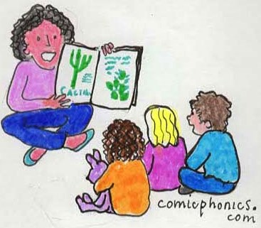 importance of reading to your child research