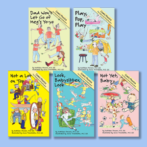 Five early reader books